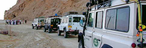 Negev Jeep Tours Site Map