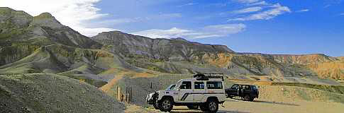 Jeep Tour Zin Valley